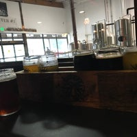 Photo taken at 7 Seas Brewing & Taproom by Catherine D. on 4/14/2018