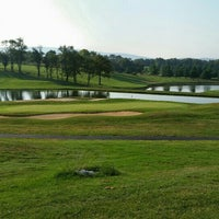 Photo taken at Black Rock Golf Course by Barbara S. on 8/29/2015
