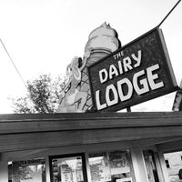 Photo taken at The Dairy Lodge by Drew H. on 6/17/2013