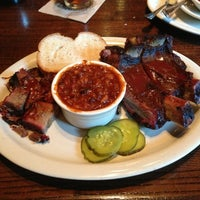 Photo taken at Fiorella's Jack Stack Barbecue by Eric D. on 5/21/2013