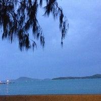 Photo taken at Mae Klong Seafood by Wisit C. on 6/22/2013