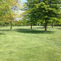 Photo taken at Bob-O-Link Golf Course by Matt H. on 5/18/2013