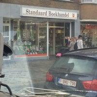 Photo taken at Standaard Boekhandel by Nicolas v. on 3/8/2013