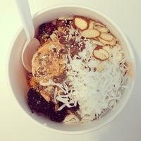 Photo taken at YOBITE! Yogurt by Sabrina B. on 5/4/2013