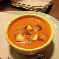 Photo taken at Panera Bread by Sabrina B. on 10/4/2012