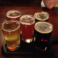 Photo taken at John Harvard's Brewery & Ale House by Sabrina B. on 9/23/2012
