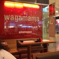 Photo taken at wagamama by Sabrina B. on 9/16/2012