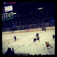 Photo taken at Dunkin' Donuts Center by Chris S. on 11/17/2012