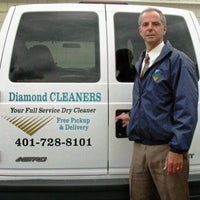 Photo taken at Diamond Dry Cleaners by Chris S. on 3/11/2016