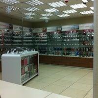 Photo taken at Салон-магазин МТС by Елена Ж. on 12/18/2012