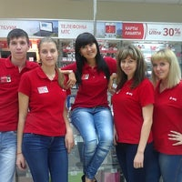 Photo taken at Салон-магазин МТС by Елена Ж. on 10/26/2012
