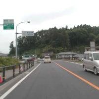Photo taken at 船引橋 by taramo c. on 7/22/2013