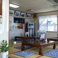 Photo taken at 美代志食堂 by taramo c. on 4/15/2014