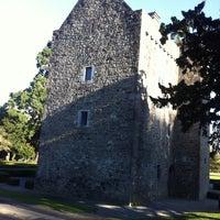 Photo taken at Ashtown Castle by Manuela C. on 11/5/2014