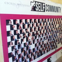 Photo taken at Self Community by Manuela C. on 5/5/2013