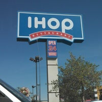 Photo taken at IHOP by Aaron R. on 9/21/2012