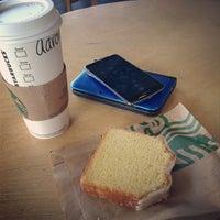 Photo taken at Starbucks by Aaron R. on 2/21/2013