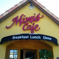 Photo taken at Mimi's Cafe by Aaron R. on 11/4/2012