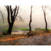 Снимок сделан в Парк «Нивки» пользователем Nataliia L. 10/26/2013