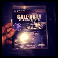 Photo taken at Gamestop by Andrew B. on 11/5/2013
