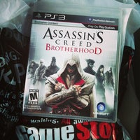 Photo taken at Gamestop by Andrew B. on 6/2/2013