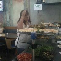 Photo taken at Solera Pizza Restaurante Café by Valeria F. on 11/23/2012