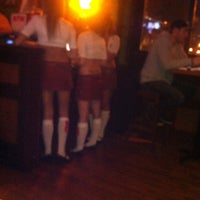 Photo taken at Tilted Kilt Pub & Eatery by Cori S. on 12/2/2012