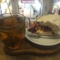 Photo taken at Green Caffè Nero by В Т. on 11/26/2016