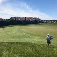 Photo taken at Erin Hills Golf Course by Terry H. on 6/16/2017