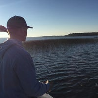 Photo taken at Round Lake by Terry H. on 7/25/2016