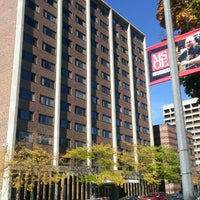 Photo taken at MSOE - RWJ Residence Hall by Terry H. on 10/12/2014