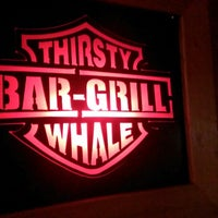 Photo taken at Thirsty Whale by Terry H. on 8/24/2014