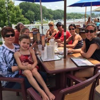 Photo taken at Huck Finn's on the Water by Terry H. on 7/5/2015