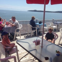 Photo taken at The Caves Restaurant, St. Martins by Clarence B. on 5/31/2014