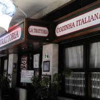 Photo taken at La Trattoria by Marcos M. on 3/3/2013