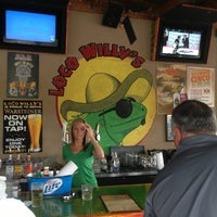Photo taken at Loco Willy's by Eric B. on 5/17/2013