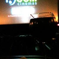 Photo taken at Premium Cinema CCM by Gustavo A. on 9/27/2014