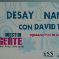 Photo taken at Eurest México - Compass Group by Paw R. on 11/7/2012