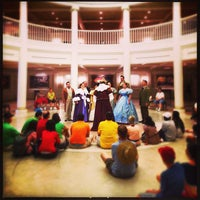 Photo taken at The American Adventure by Matthew G. on 6/30/2013