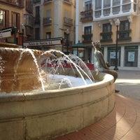 Foto tomada en Plaza de las Flores por Natxox M. el 11/20/2012