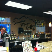 Photo taken at Snake River Coffee by Scott M. on 9/30/2012