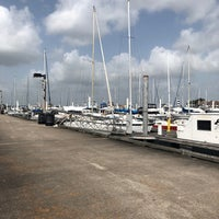 Photo taken at South Shore Harbour Marina by RuTh on 6/10/2018