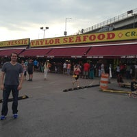 Photo taken at Jesse Taylor Seafood by Stef S. on 9/8/2013