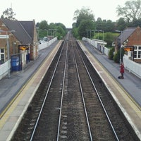 Photo taken at Pewsey Railway Station (PEW) by Chris L. on 6/7/2013