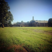 Photo taken at The Field Behind Hogwarts by Miss.Brentney on 7/30/2015
