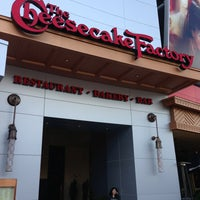 Photo taken at The Cheesecake Factory by Clayton W. on 6/29/2013