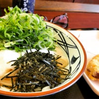 Photo taken at Marugame Seimen by めりっこ on 4/15/2017