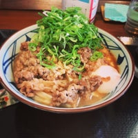 Photo taken at Marugame Seimen by めりっこ on 6/11/2017