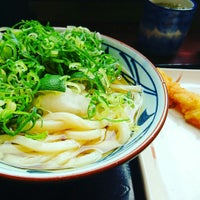 Photo taken at Marugame Seimen by めりっこ on 7/16/2016