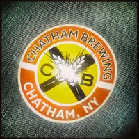 Photo taken at Chatham Brewing by Jennifer C. on 1/13/2013